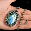 Pendant with Labradorite